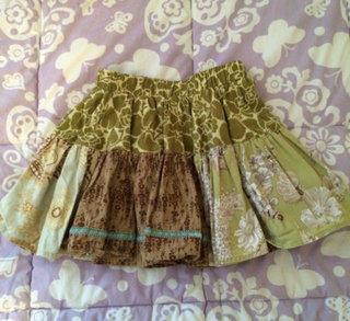 Matilda Jane Vintage Skirt Size 4