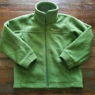 Columbia Fleece Green