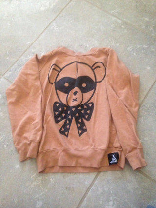 Quinn & Fox Bear Sweatshirt