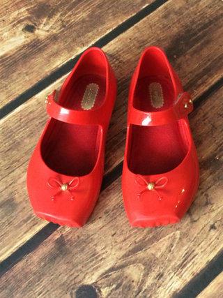 Red Ballet Mini Melissa