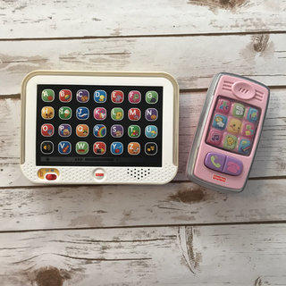 Fisher Price Tablet And Phone Bundle