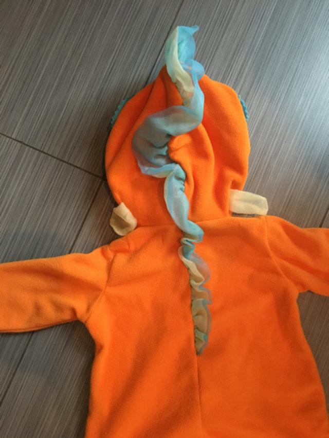 & Pottery Barn Kids Goldfish Costume