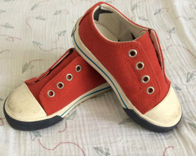 Size 24 Mini Boden Shoes