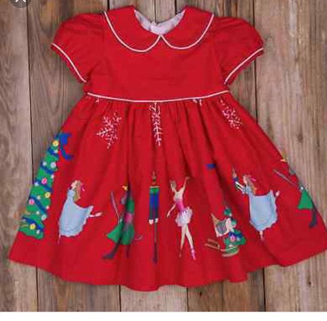 5eda1b495870 Eleanor Rose Nutcracker Dress