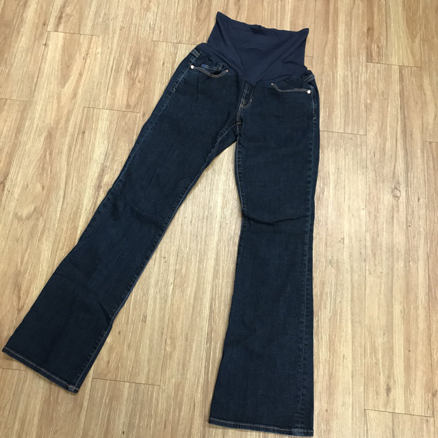 3ae7898a81a4d Message Seller; Add to collection Checked collection Add to Collection. Gap  Sexy Boot Cut Maternity Jeans ...