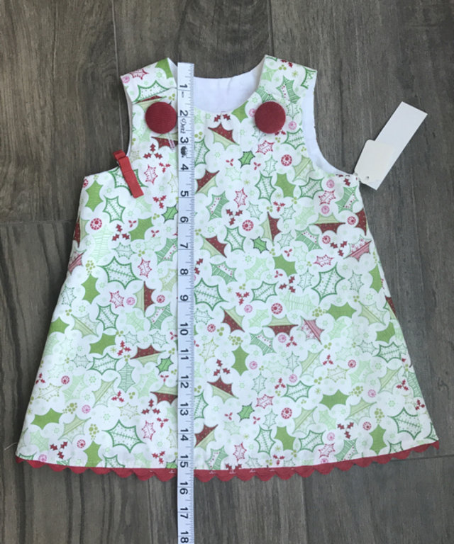 nwt 6 12 month christmas dress - 12 Month Christmas Dress