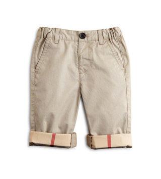 1310b2aec2e7 Burberry Khaki Boy Pants NWT 6M