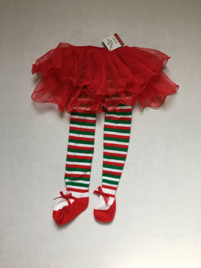 new boutique christmas tights tutu