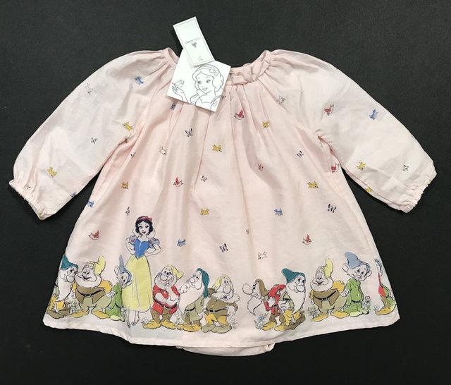 1a4a94773 🆕Baby Gap Snow White Dress