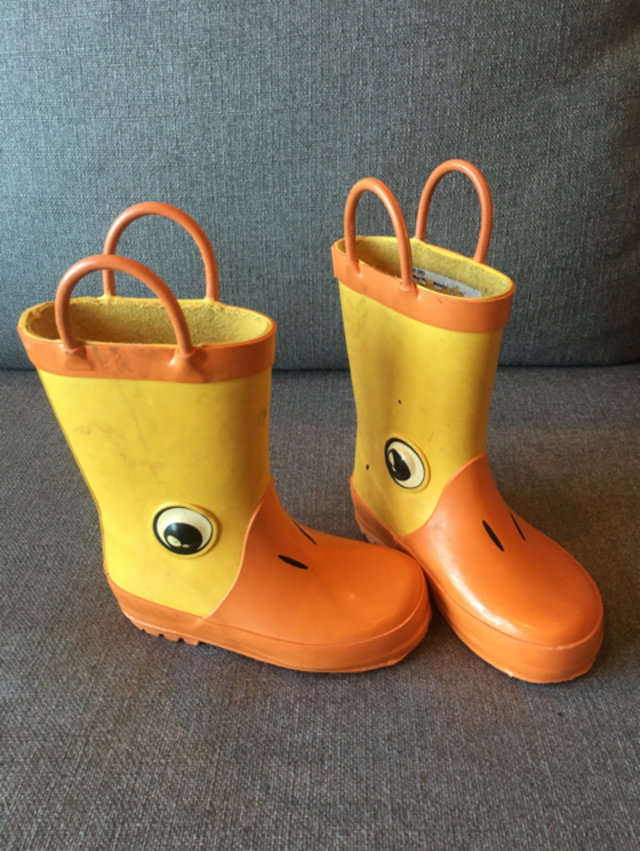 duck rain boots for toddlers