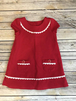 6b00323c1 Vintage Lucy's Gypsy Baby Dress 12-18