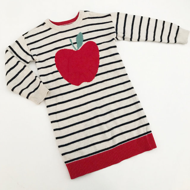 a2ddb9d5eb Message Seller  Add to collection Checked collection Add to Collection. Baby  Gap Striped Sweater Dress ...