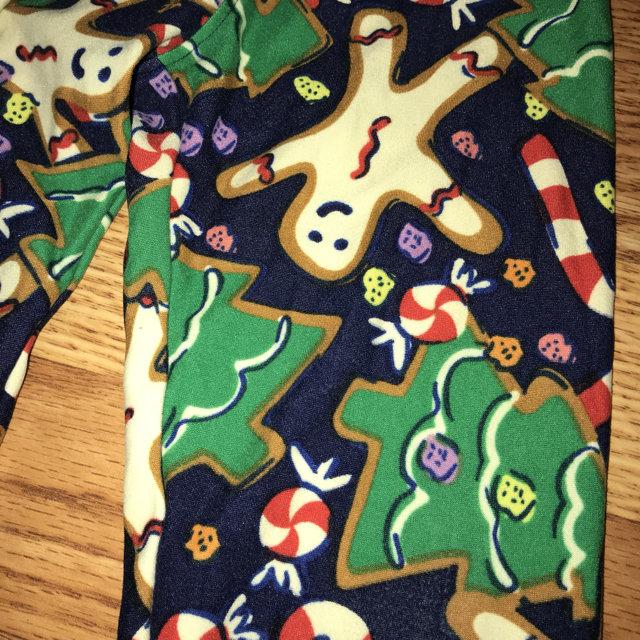 Lularoe Christmas Leggings.Lularoe Christmas Leggings