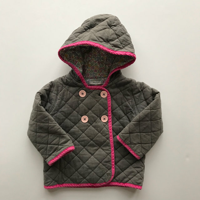 Baby Boden Quilted Jacket