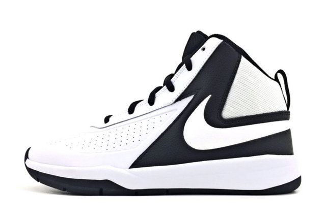 Boys Nike Team Hustle D7 Basketball Sh