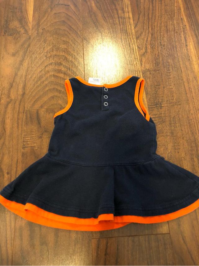 huge selection of f0919 5b510 Chicago Bears Cheerleader Dress