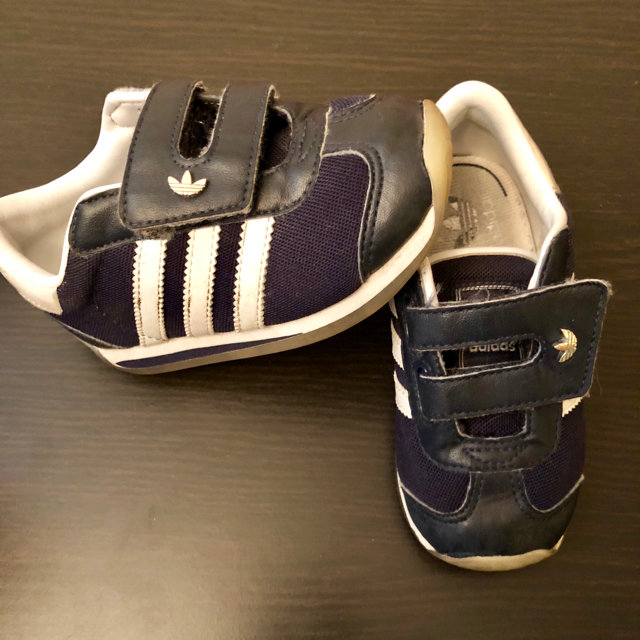 Old school Adidas Velcro Sneakers