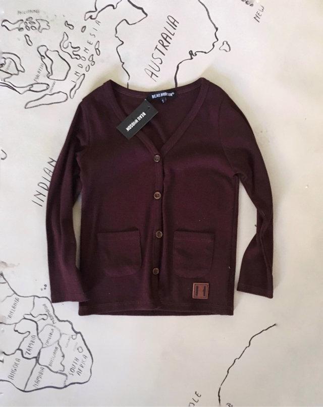cee895e04 NWT Beau Hudson Cardi Sweater