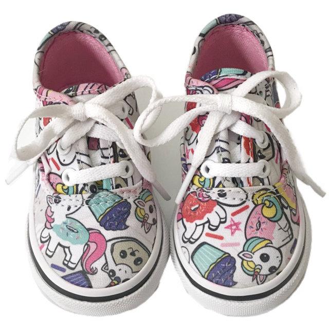 VANS Unicorn Donut Sneakers