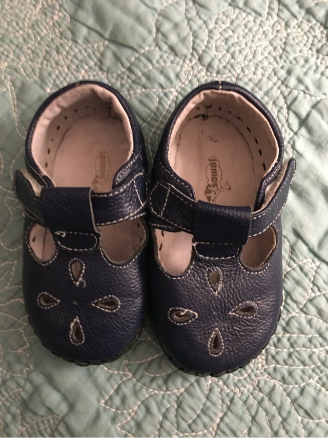 Jemos Soft Soled Leather Shoes