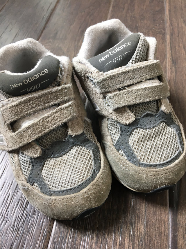 finest selection 1a65c 78698 Baby New Balance 990