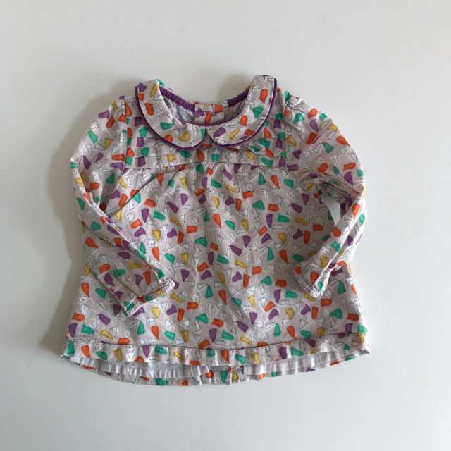 657443803b0c Mini Boden. girl. Paper airplane Message Seller; Add to collection Checked  collection Add to Collection. Baby Boden Peter Pan Collar Blouse