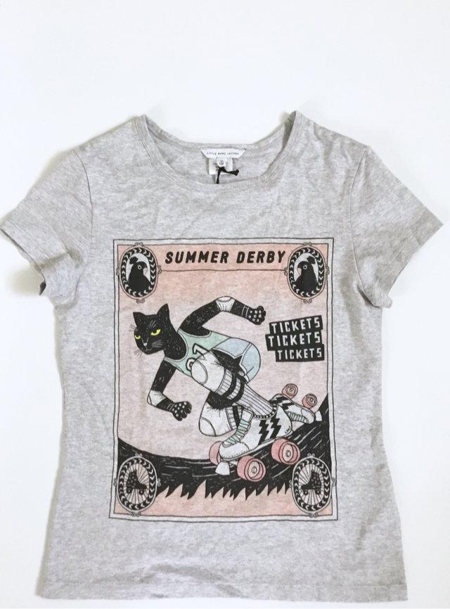 78263a8da31b NEW! LMJ Roller Derby Tshirt