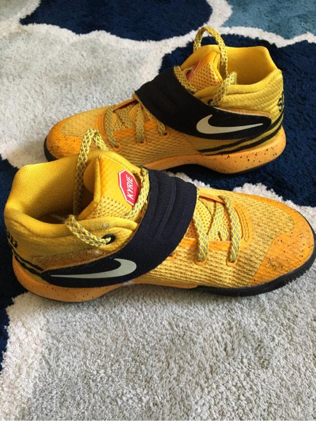 Nike Kyrie School Bus Basketball Shoes