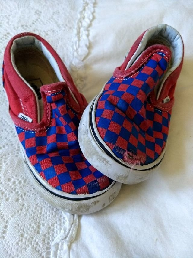 toddler vans size 8